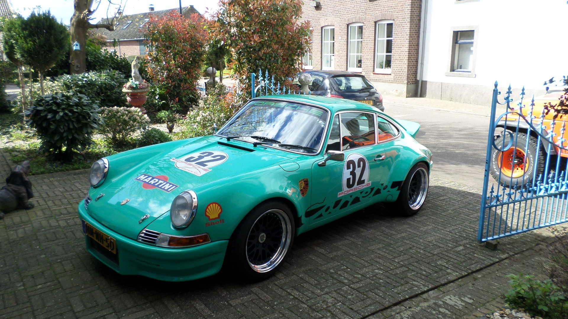 1985 Porsche 2.8 RSR replica For Sale (picture 1 of 6)