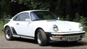 1980 Porsche 930 3.3 martini car For Sale