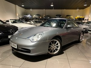 2003 PORSCHE 911 CARRERA 2 996 1 OWNER FPSH SOLD
