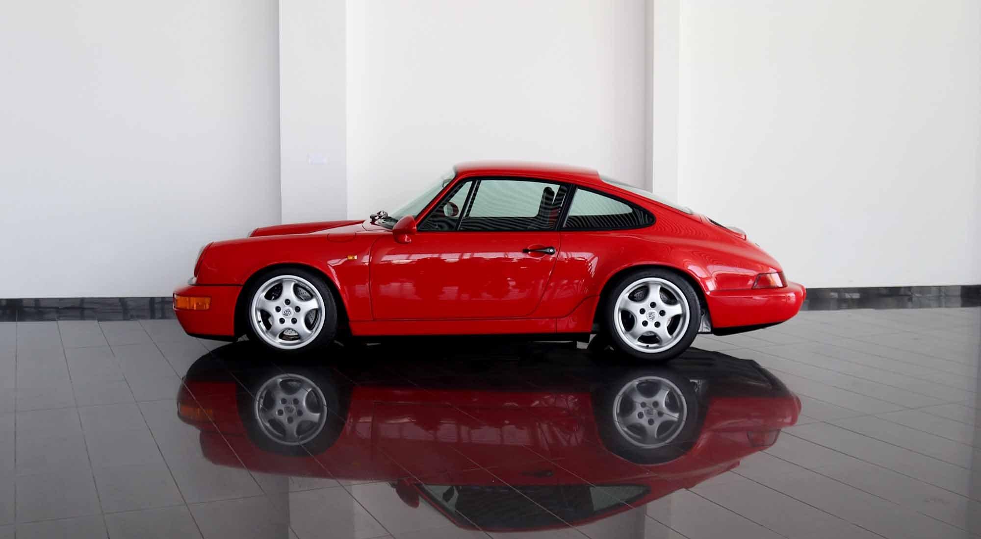 Porsche 964 Carrera RS (1992) For Sale (picture 2 of 6)