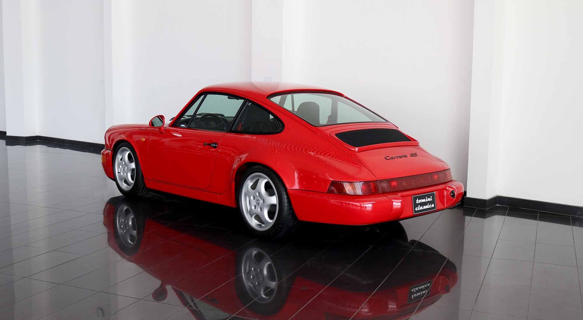 Porsche 964 Carrera RS (1992) For Sale (picture 3 of 6)