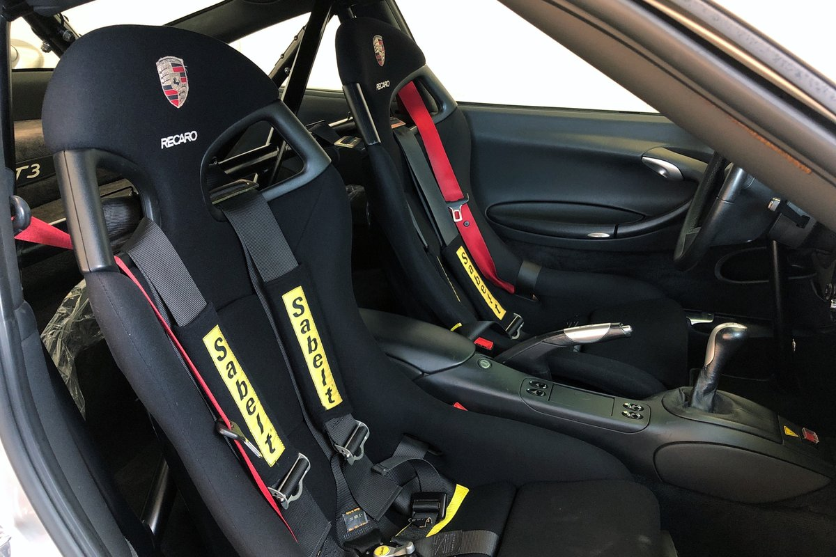 1999 Porsche 996 GT3 Clubsport For Sale (picture 6 of 6)