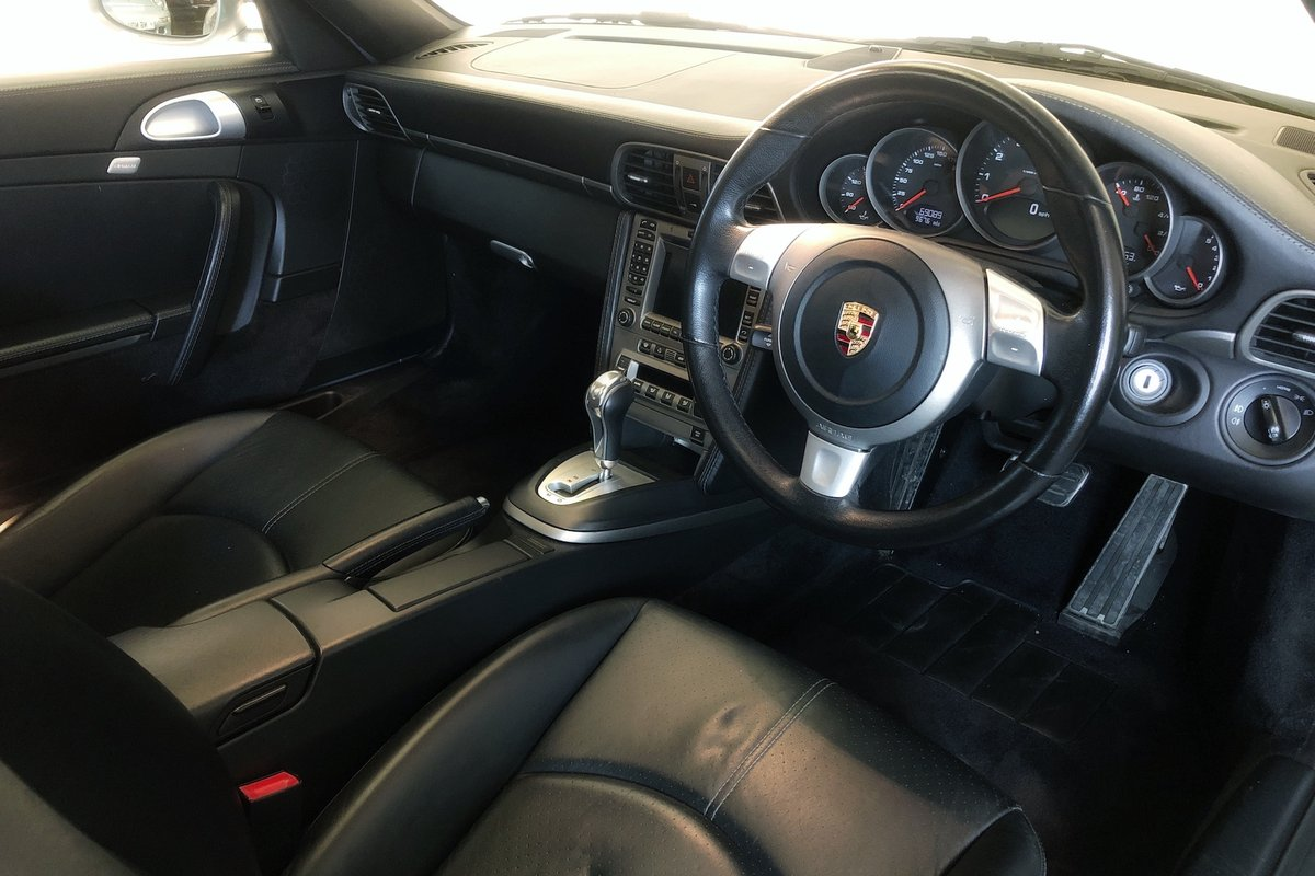 2004 Porsche 997 Carrera Tiptronic in lovely condition SOLD (picture 3 of 6)