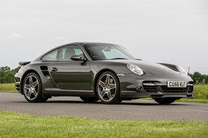 2006 Porsche 911 (997.1) Turbo Manual For Sale
