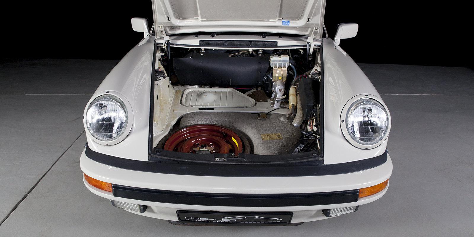 1989 Rare colour 89 G50 3.2l Porsche 911 Targa For Sale (picture 3 of 6)