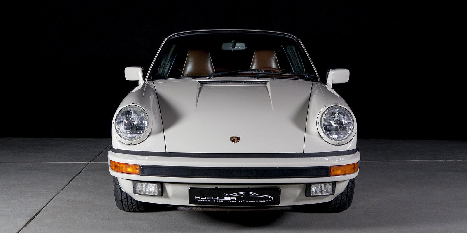 1989 Rare colour 89 G50 3.2l Porsche 911 Targa For Sale (picture 4 of 6)