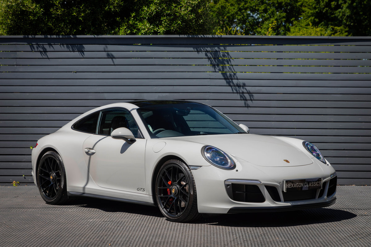 2018 Porsche 991 GTS SOLD (picture 1 of 6)