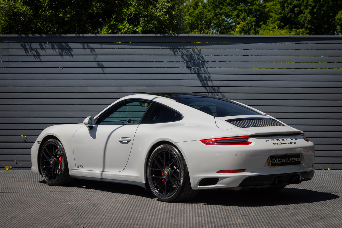 2018 Porsche 991 GTS SOLD (picture 2 of 6)