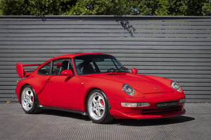1996 PORSCHE 911 (993) CARRERA 2 LHD NON SUNROOF SOLD