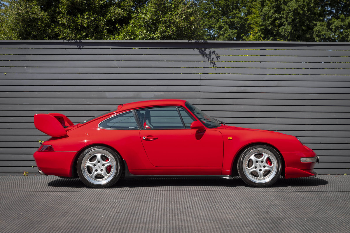 1996 PORSCHE 911 (993) CARRERA 2 LHD NON SUNROOF For Sale (picture 3 of 6)