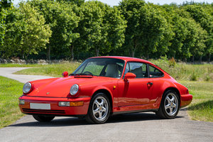 1990 Porsche 964 C2 For Sale