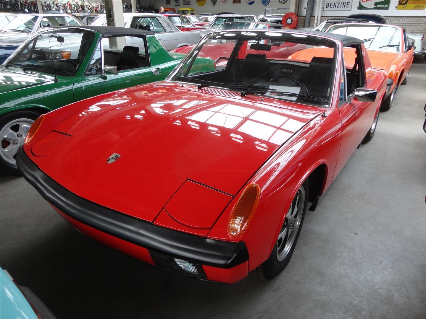 1972 Porsche 914 1.7 ltr. '72 For Sale (picture 2 of 6)