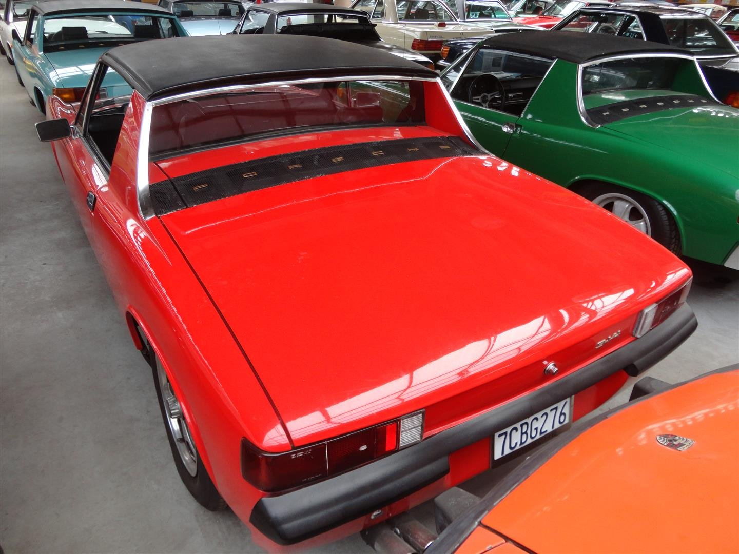 1972 Porsche 914 1.7 ltr. '72 For Sale (picture 6 of 6)