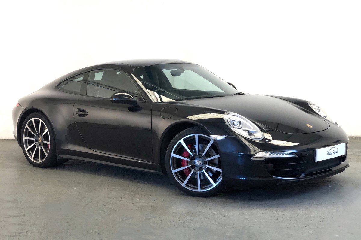 Porsche 991 Carrera 4S. Low mileage. 2012 SOLD (picture 1 of 6)