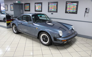 1988 Porsche 911 3.2 Carrera Sport For Sale