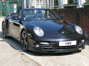 997 TURBO CABRIOLET GEN 2 – 2011 For Sale