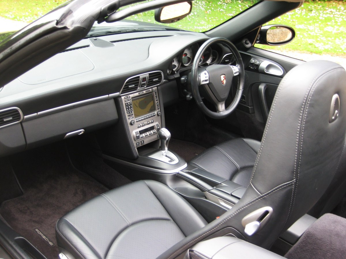 2006 Porsche 911 (997) 3.8 Carrera 4S With Only 25000 Miles For Sale (picture 3 of 6)