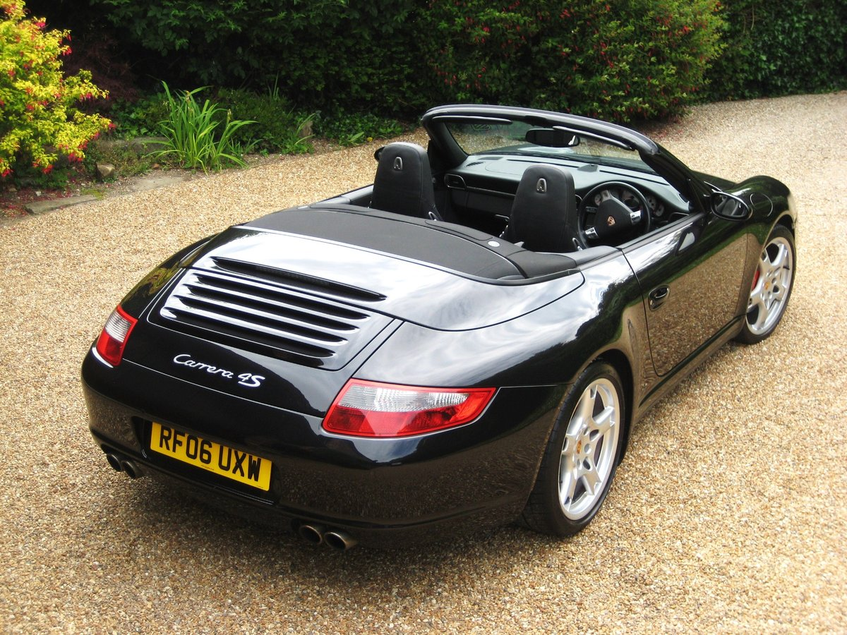 2006 Porsche 911 (997) 3.8 Carrera 4S With Only 25000 Miles For Sale (picture 6 of 6)