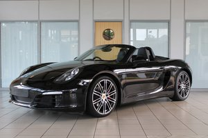 2015 Boxster (981) S 3.4 PDK For Sale