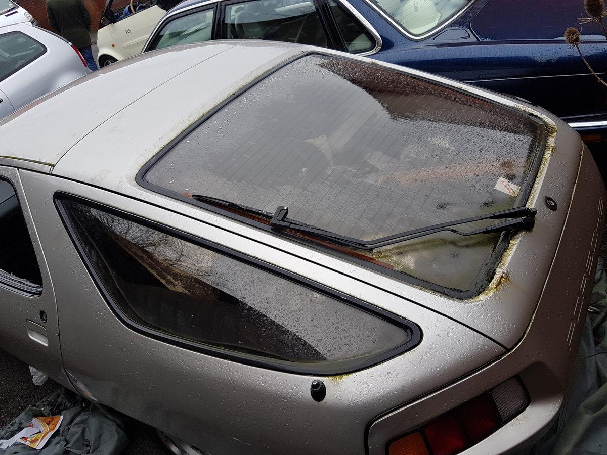 1982 Porsche 928 Project car  For Sale (picture 3 of 6)
