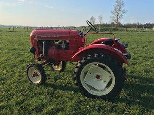 1956 Porsche Tractor P111 Classic  For Sale