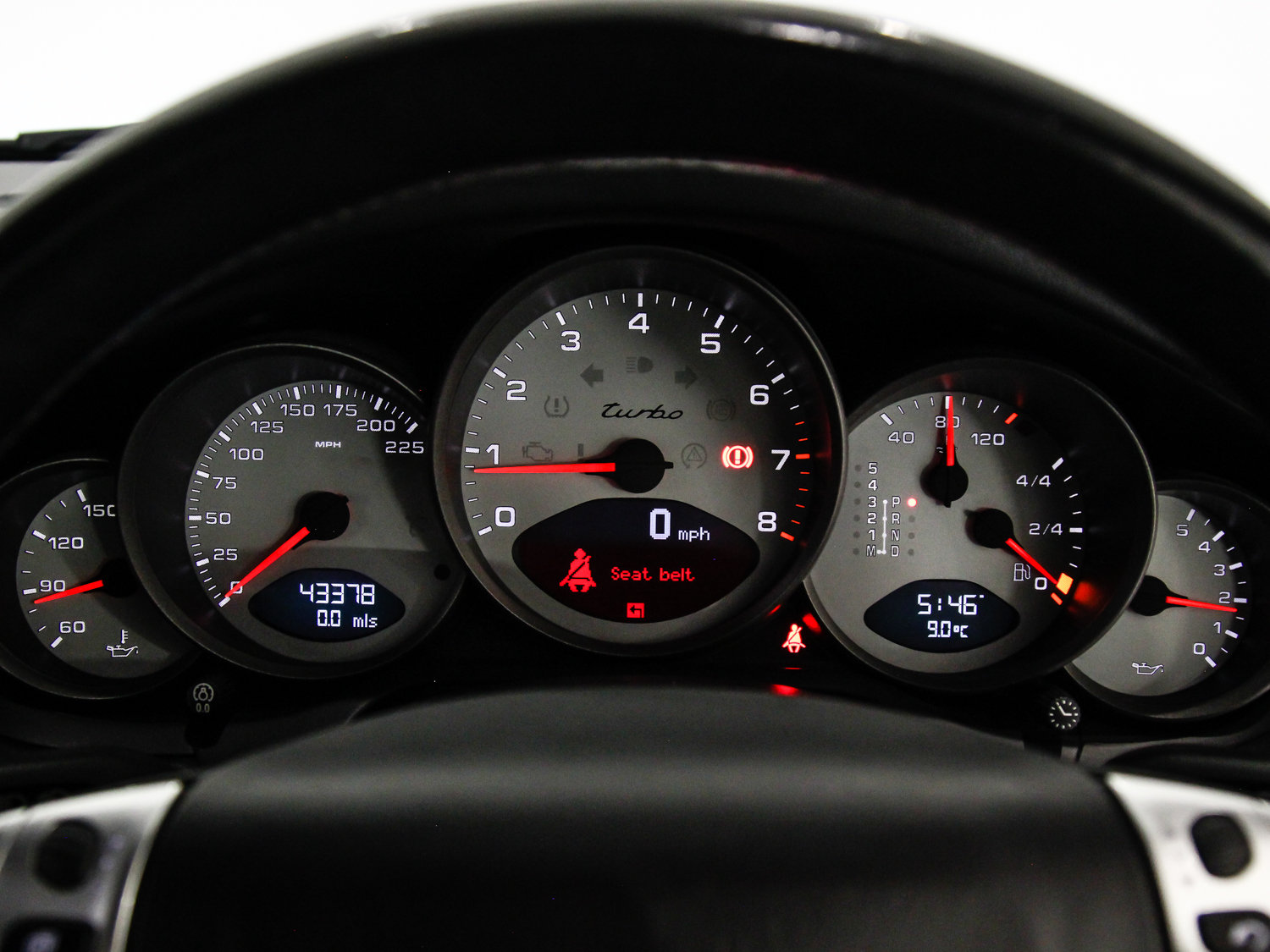 2006 Porsche 911 Turbo Tiptronic S (997) - Low Mileage For Sale (picture 6 of 6)