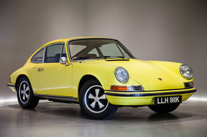 1972 Porsche 911T Manual For Sale