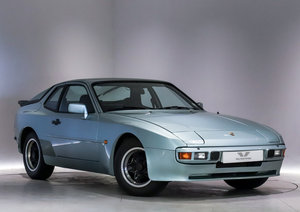 ***1985 PORSCHE 944 LUX COUPE- 25491 miles only***