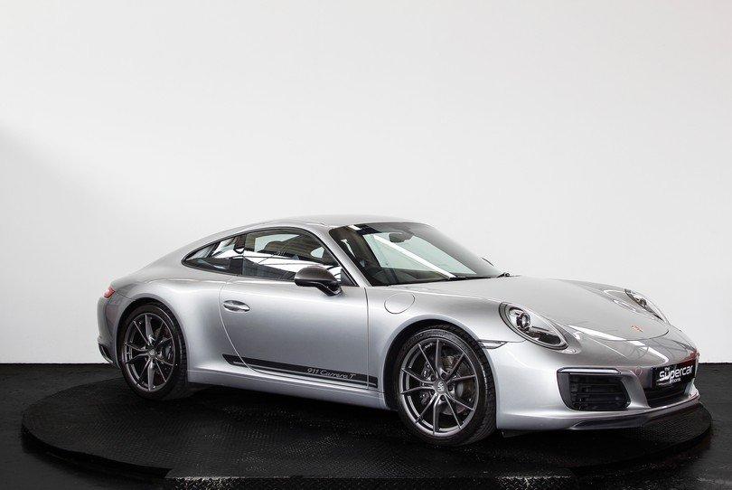 Porsche 991 Carrera T - 2018 - 7K Miles - Manual  For Sale (picture 2 of 6)