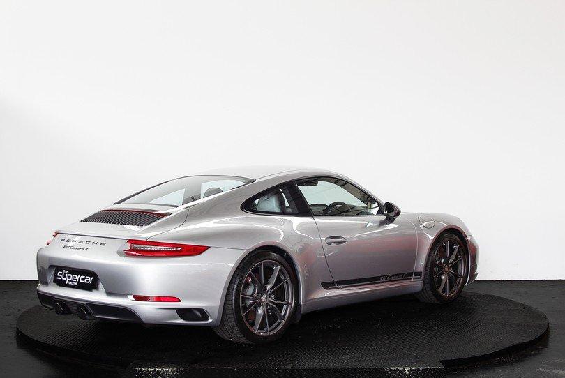 Porsche 991 Carrera T - 2018 - 7K Miles - Manual  For Sale (picture 3 of 6)
