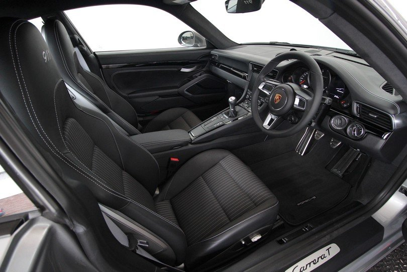 Porsche 991 Carrera T - 2018 - 7K Miles - Manual  For Sale (picture 6 of 6)