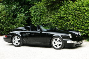 2000 Porsche 964 Carrera Speedster For Sale