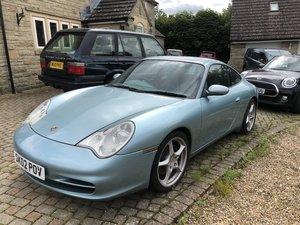 2002 Porsche 911 (996) C2 67,300 miles £12,000 - £15,000 For Sale by Auction