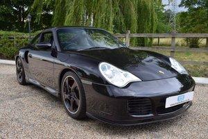 2003 Porsche 911 (996) Turbo Coupe AWD Tiptronic-S Auto For Sale