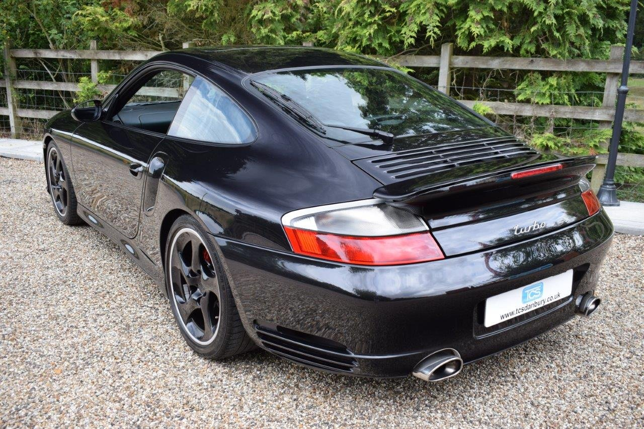 2003 Porsche 911 (996) Turbo Coupe AWD Tiptronic-S Auto For Sale (picture 2 of 6)