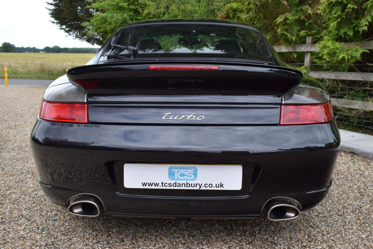 2003 Porsche 911 (996) Turbo Coupe AWD Tiptronic-S Auto For Sale (picture 5 of 6)