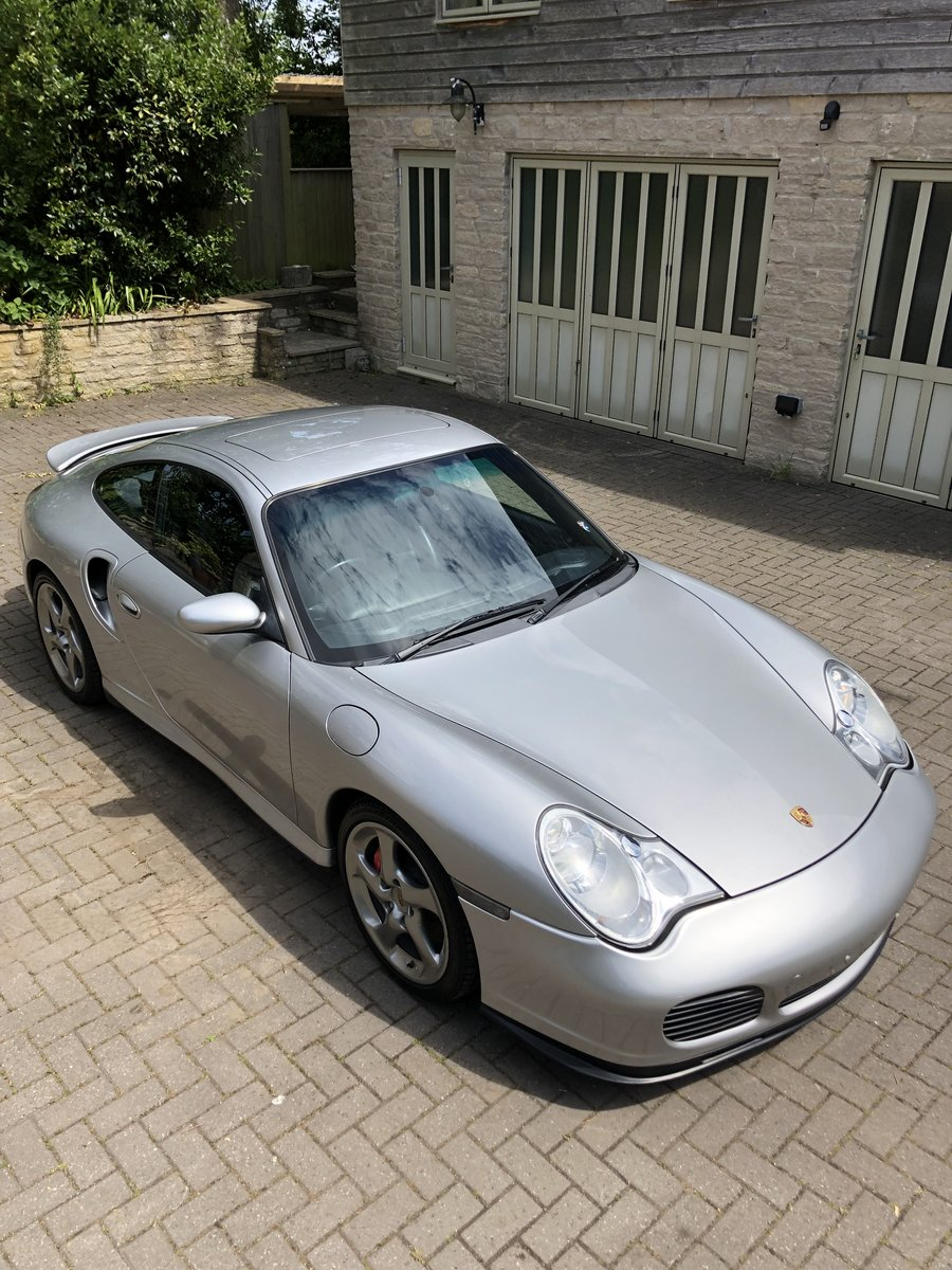 2003 Porsche 996 911 Turbo Manual Sports Seats For Sale (picture 2 of 5)