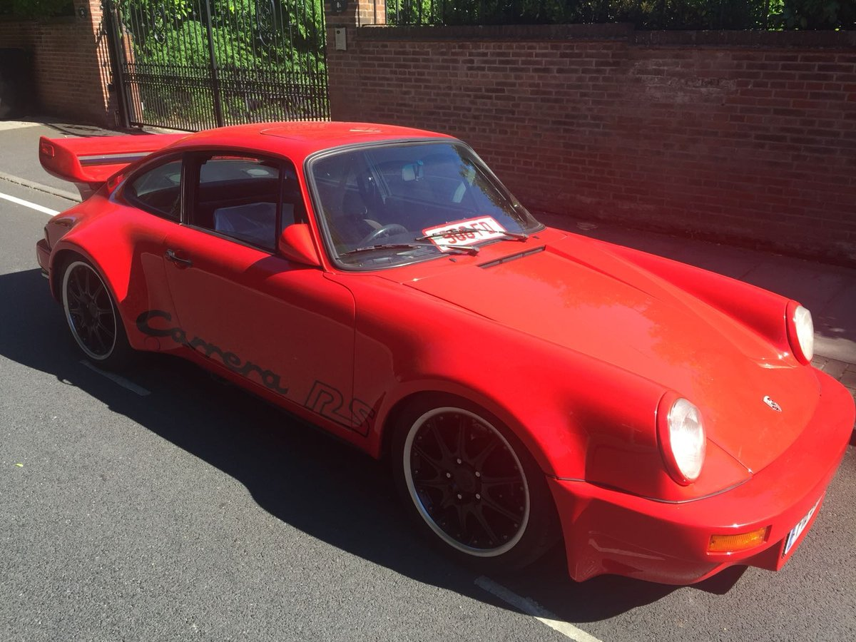 911 1985 3.2 super charged Rs For Sale (picture 1 of 6)