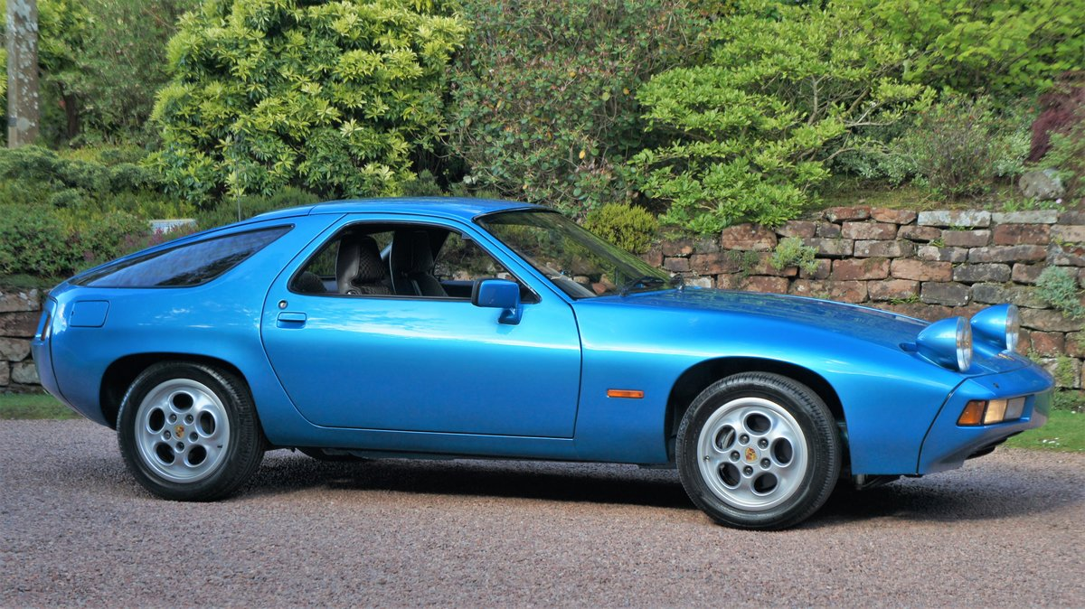 1979 *SOLD* PORSCHE 928 4.5 V8 AUTO - SERIES 1 For Sale (picture 1 of 6)