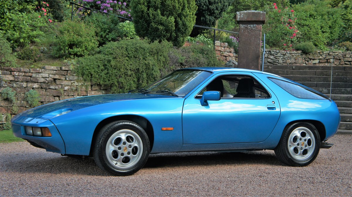 1979 *SOLD* PORSCHE 928 4.5 V8 AUTO - SERIES 1 For Sale (picture 2 of 6)