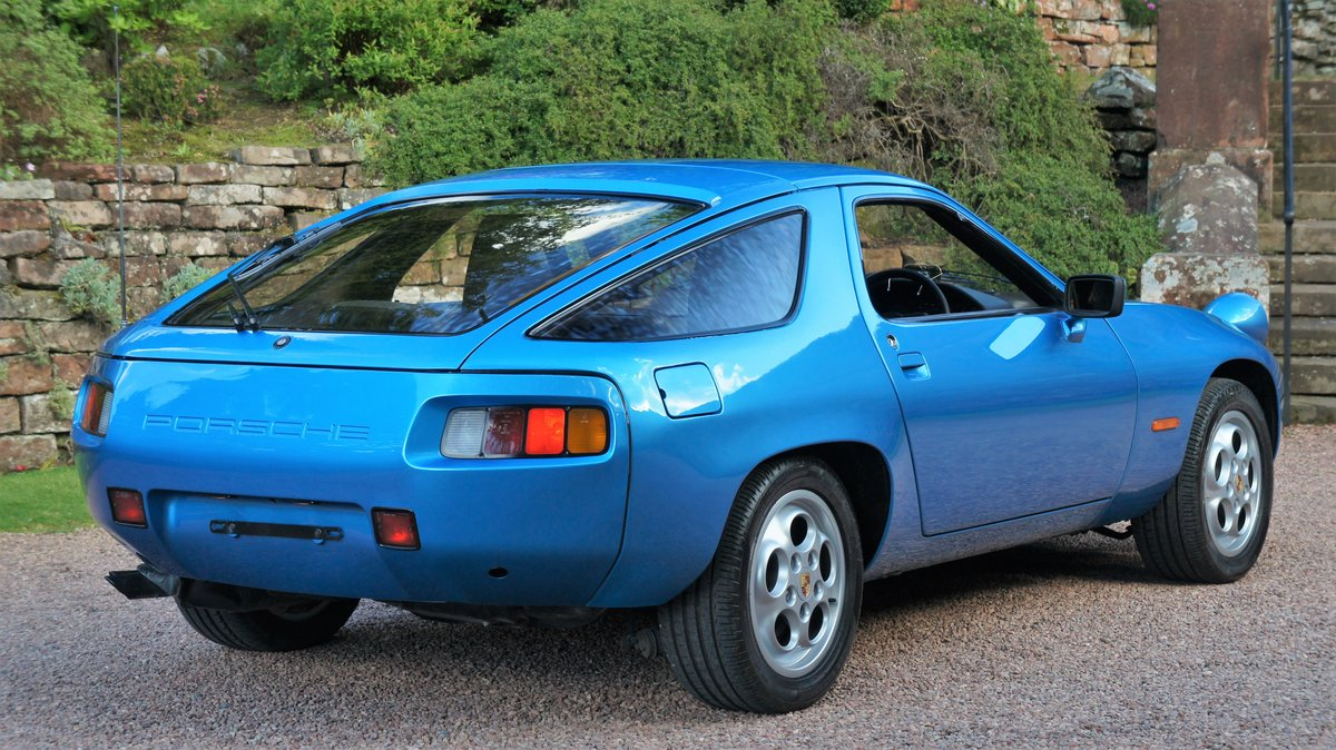 1979 *SOLD* PORSCHE 928 4.5 V8 AUTO - SERIES 1 For Sale (picture 3 of 6)