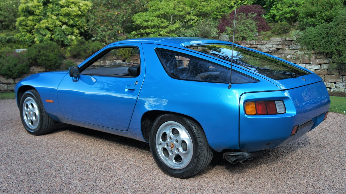 1979 *SOLD* PORSCHE 928 4.5 V8 AUTO - SERIES 1 For Sale (picture 4 of 6)