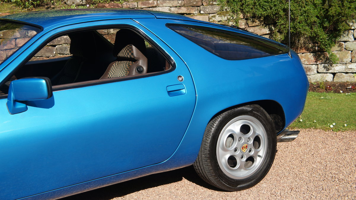 1979 *SOLD* PORSCHE 928 4.5 V8 AUTO - SERIES 1 For Sale (picture 5 of 6)