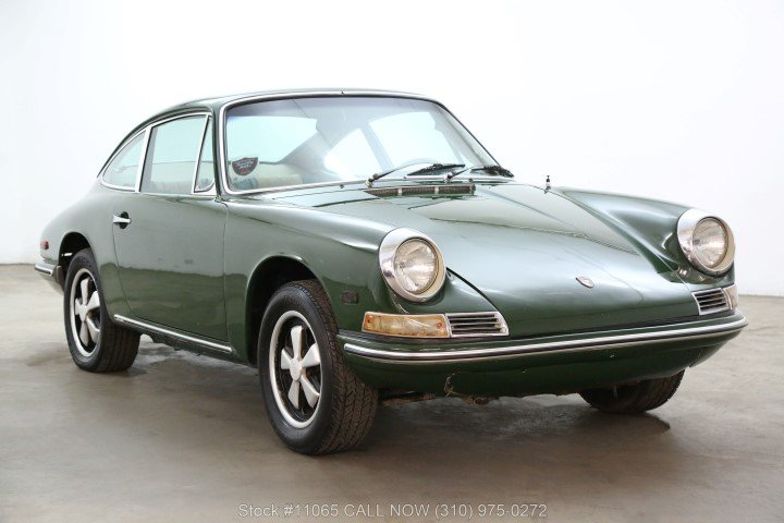 1968 Porsche 912 Coupe For Sale (picture 1 of 6)