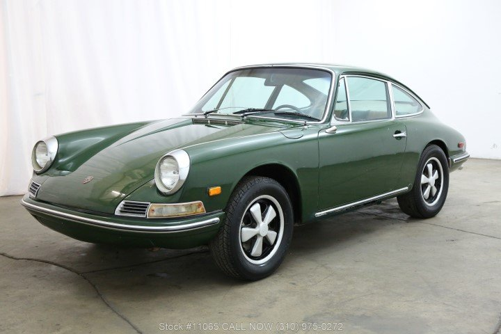 1968 Porsche 912 Coupe For Sale (picture 3 of 6)