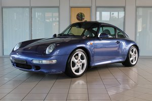 1997 911 (993) 3.6 C2S Coupe Manual For Sale