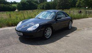 2000 Porsche 996 Carrera 4 Convertible For Sale