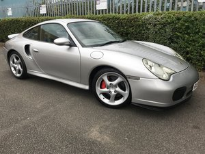 2004 PORSCHE 911 (996) TURBO TIPTRONIC S 2 OWNER CAR SUPERB