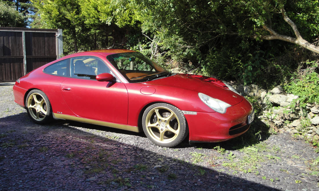 2002 Porsche 911 Carrera Type 996 Coupé For Sale by Auction (picture 2 of 6)