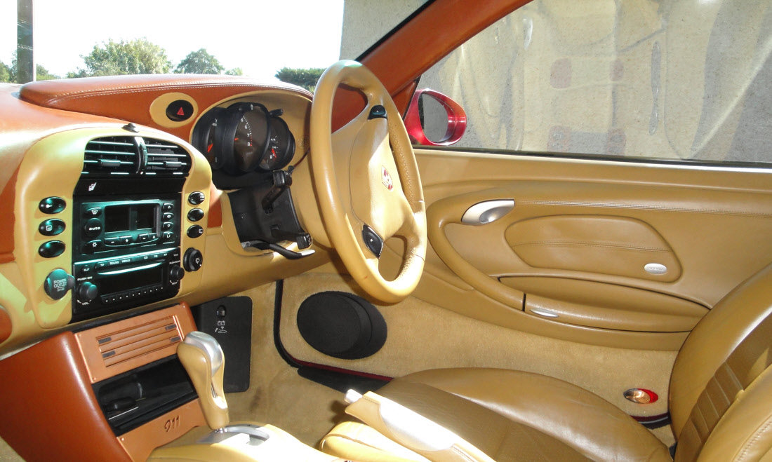 2002 Porsche 911 Carrera Type 996 Coupé For Sale by Auction (picture 4 of 6)